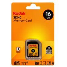 Kodak UHS-I U1 Class 10 50MBps SDHC 16GB